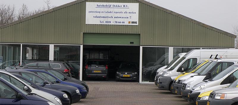 Autobedrijf Dekker B.V.